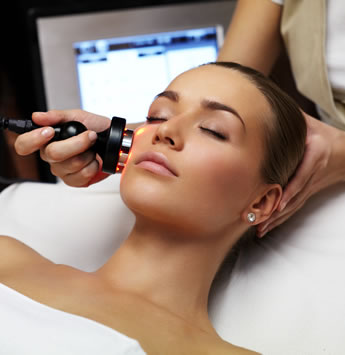 Limpeza de pele a laser